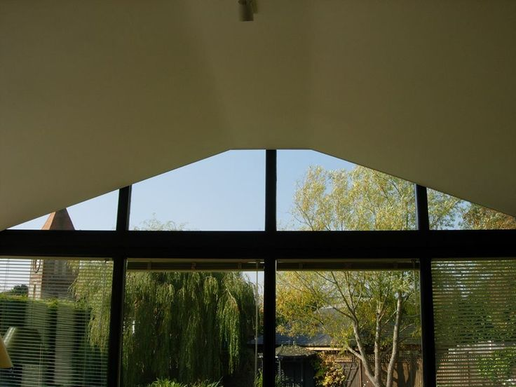 Great conservatory roof insulation  (after)