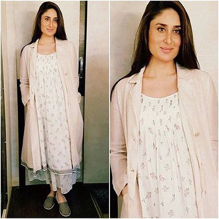 The Best Looks Of Kareena Kapoor Khan's Pregnancy Style