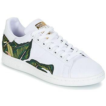 adidas schoenen dames wit stan smith