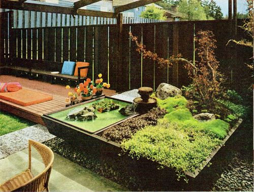 31 Best Mid Century Modern Landscaping Images On Pinterest
