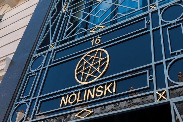 Отель Nolinski Paris в Париже: французский стиль с итальянским изыском   #artcermagazine #design #интерьер #журнал #ceramica #tile #керамическаяплитка #дизайн #стиль #дерзкийДизайн #комфорт #стиль