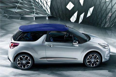 Citroën DS3 Electrum. Concept Electric Car.  Electric Version of the Citroën DS3.: Luxury Magazines, Ds3 Cabrio, Citroën Ds3, Autos, Citroen Ds3, Ds3Cabrio, シトロエン Ds3, Design, Favorite Cars