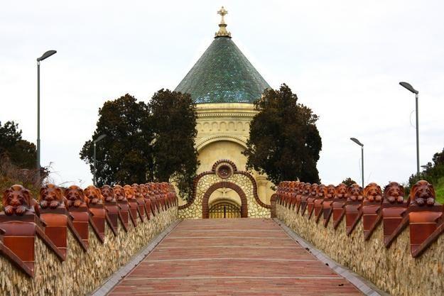 Zsolnay-mauzóleum