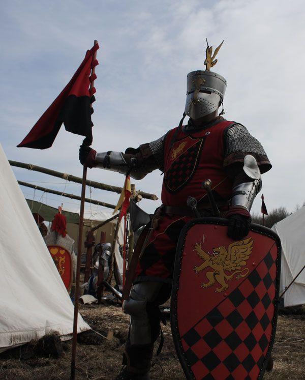 WARLARP VII (Warhammer LARP) Bretonnia VS Norsca.