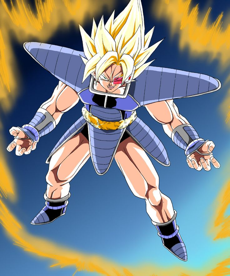 dbz turles ssj - photo #22