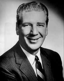 Homer Durward Kirby (August 24, 1911– March 15, 2000), known professionally as Durward Kirby (sometimes misspelled Durwood Kirby), was an American television host and announcer. He is best remembered for The Garry Moore Show in the 1950s, and Candid Camera, where he appeared with Allen Funt from 1961 through 1966.