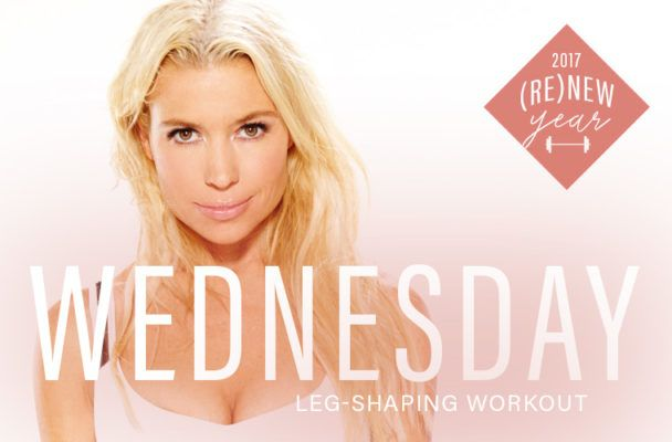 The 4-minute Tracy Anderson workout you need to try for long, lean, strong legs