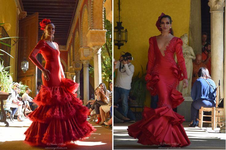 We Love Flamenco 2018 se presenta en el Palacio de las Dueñas - Entre cirios y volantes