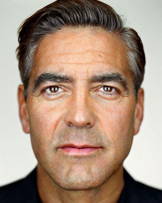 Celebrity Portraits by Martin Schoeller