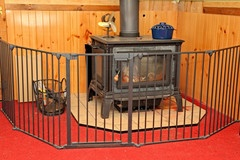 Fireplace Safety Gate For The Home Pinterest Safety