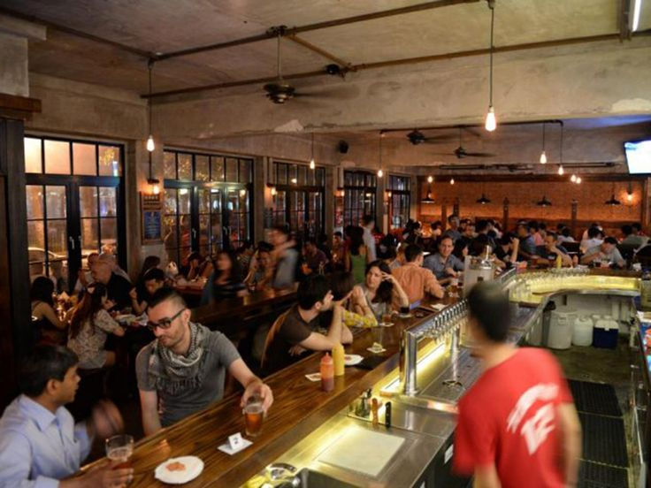 China's drinking culture takes a great leap forward as microbreweries open up across the country | Asia | News | The Independent