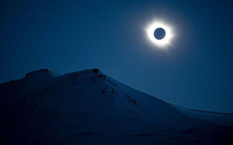 Solar eclipse 2015 live: as it happened - Telegraph