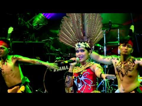 Spirit of the Hornbill Dance Troupe 1 - Bali Spirit Festival 2015 - YouTube