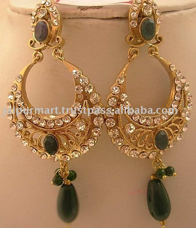 25 Best Ideas About Indian Jewelry Sets On Pinterest: Bridal Indian Fashion Jewellery Set