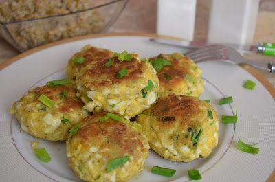 Aga w kuchni: Kotlety z jajek