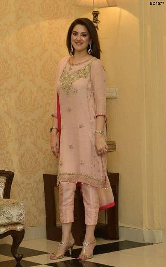 Latest Valentine Designs Salwar Suit Outstanding by Ethnicdresses