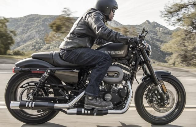 This stripped down $11,199 bike modernizes the ancient icon.: Introducing the 2016 Harley-Davidson Roadster, the Newest Sportster