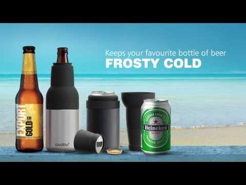 Bière froide à emporter! Gardez votre bière au froid des heures! #promko #articlespromotionnels #biere