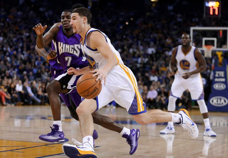 Klay Thompson turns perfection into quarter for NBA ages