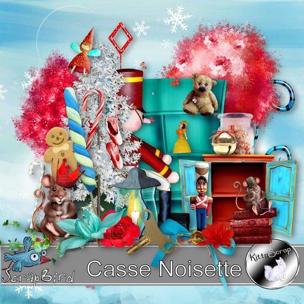 kit casse noisette by kittyscrap