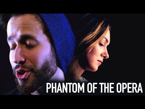 Phantom of the Opera - All I Ask of You (ROCK/METAL) cover by Jonathan Young & Malinda K Reese - YouTube