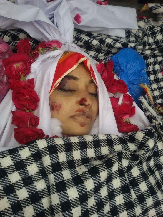 "Muslims kill Christian girl: ""Christian girls are only meant for one thing the pleasure of Muslim men."" | Pamela Geller"