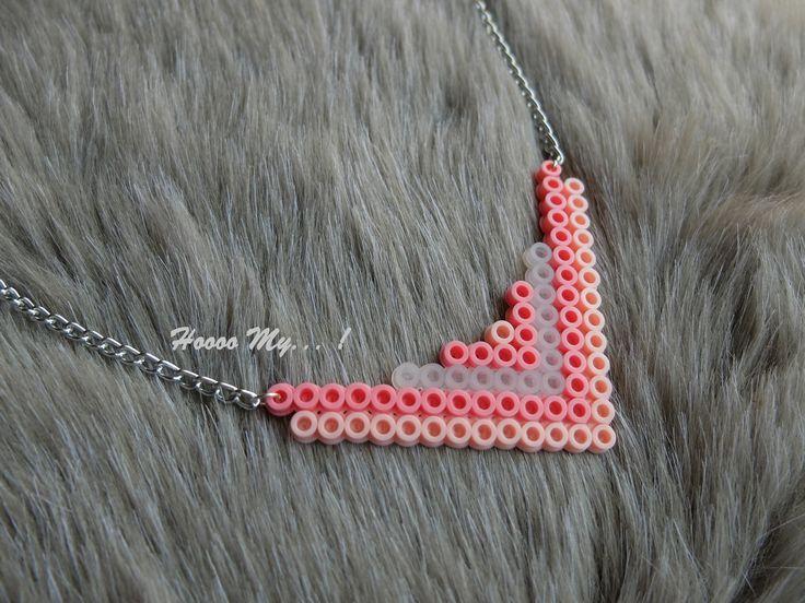 Modèles Colliers Perles Maternelle : Meilleures id?es ? propos de colliers faits main sur