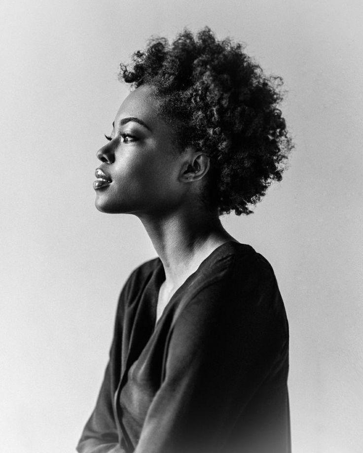 Kurzhaarschnitt und schwarzes Haar: 34 fabelhafte Ideen