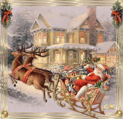 Karácsonyi képeslapok - Képtár - G-Portál