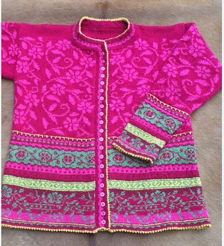 Ravelry: Mathilde pattern by Ruth Kjempenes