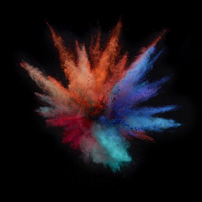Good design makes me happy: Pigment Fireworks