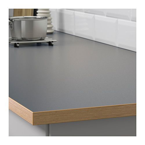 "BERGSTENA Countertop, double-sided - 74x1 1/8 "" - IKEA"