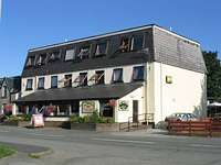The Hebridean Hotel in Broadford on the Isle of Skye.