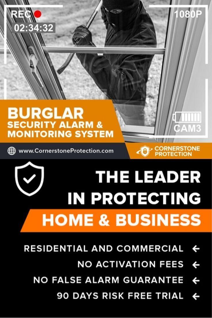 5 Things You Must Know Before Buying Burglar Security Alarm System Burglar Alarm Monitoring Alarm