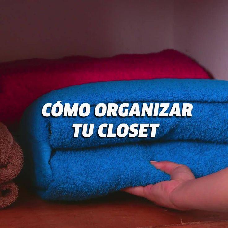 Cómo organizar tu closet: Aplica todo lo que enseña Marie Kondo! Diy Clothes Life Hacks, Diy Clothes And Shoes, Clothing Hacks, Diy Crafts Hacks, Diy Home Crafts, Organizar Closets, Diy Storage Boxes, Home Organization Hacks, Shoe Rack Organization