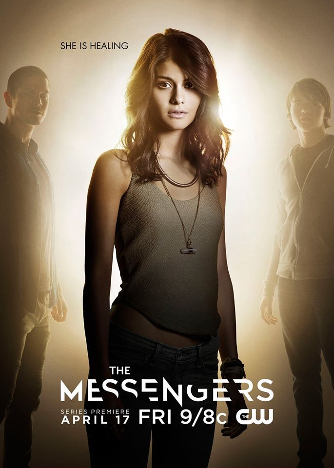 The strength of one can heal the suffering of many. #TheMessengers will rise in ONE WEEK!