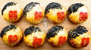 husband cake (including fool-proof wrapping instructions) 老公饼 (附超级简单整形图解)