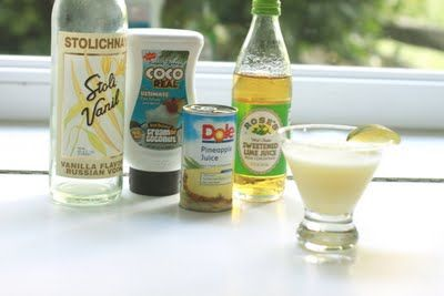 searching for the perfect Key Lime Pie Martini