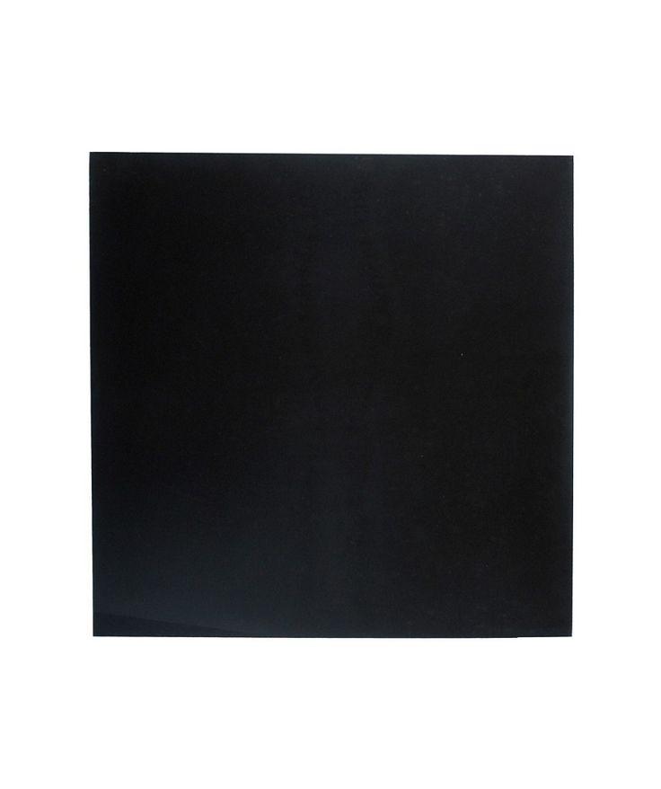 New Satin Black 33x33 Tile