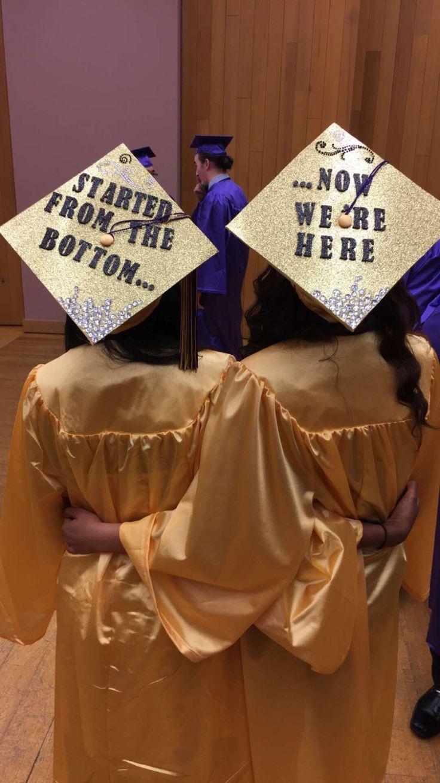 Ich & meine besten Freunde Abschlusskappen