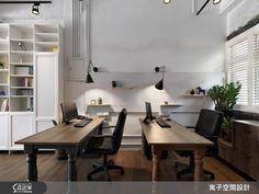 讓人彷彿置身特色咖啡廳的 15 坪工業風辦公室-設計家 Searchome