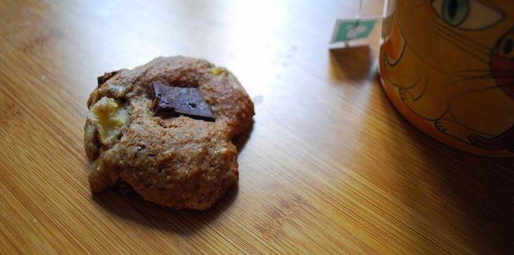 Petits biscuits à la farine de sarrasin et à la poudre d'amandes - sans gluten