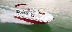 New 2013 - Hurricane Deck Boats - SD 187 OB