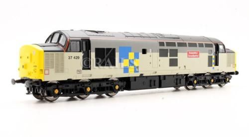 Vitrains 'oo' #gauge 2023 #construction cl37 eisteddfod #genedlaethol' loco (4n),  View more on the LINK: 	http://www.zeppy.io/product/gb/2/131925778269/