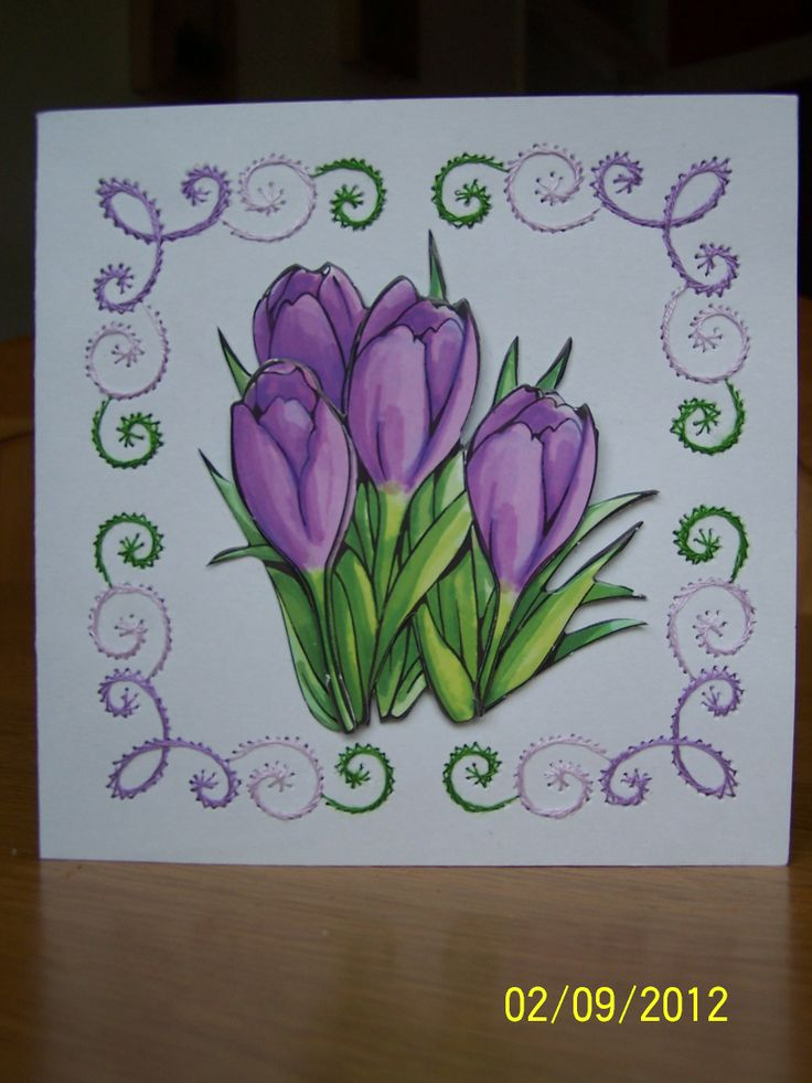 Tulpen kaart