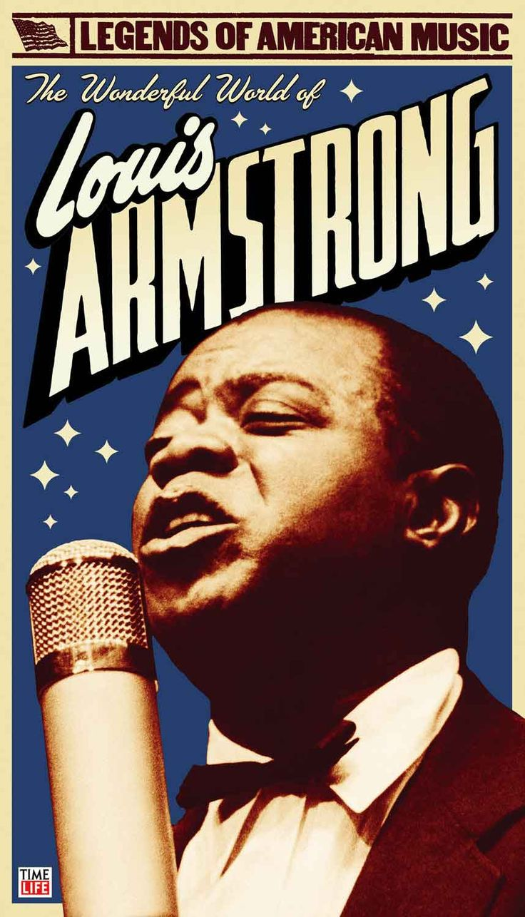 louis armstrong the legend of jazz music history See more by black history album louis armstrong, flushing cemetery, queens , nyhis house in queens is restored armstrong jazzlouis armstrongfamous.