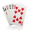 Na eventualidade de um empate: Ganha o jogador com a carta com maior valor