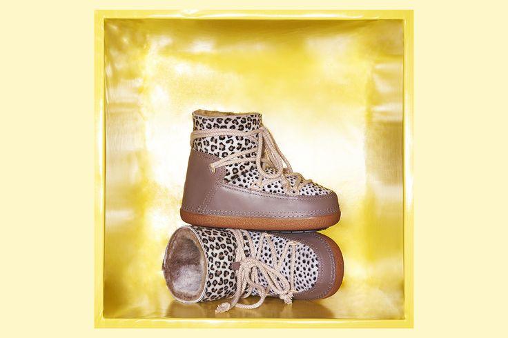 IKKII Boots Leo Leather Beige