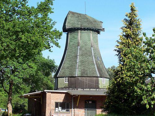 Alte Mühle in Schnelsen bei der Peter-Timm-Straße