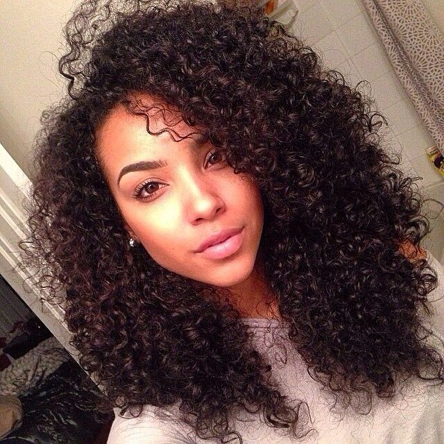 17 Best images about Curly Shoulder Length Hairstyles on ...